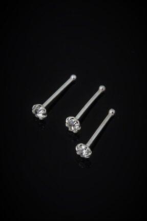 depozoom Kadın Gümüş 3 Lü Hızma Set 925 Ayar