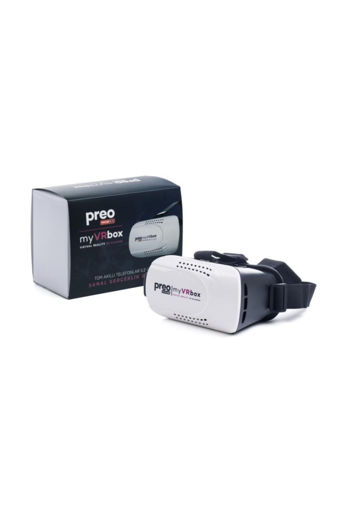 Preo My Vr Box Vb01 Sanal Gerçeklik Gözlüğü 1