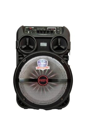 Platoon Lt-5312bt 12 Inch Wooferlı Bluetooth Hoparlör Şarjlı Taşınabilir Karaoke
