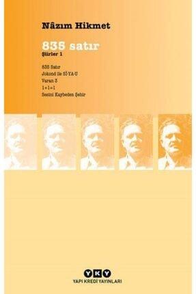 Yapı Kredi Yayınları Şiirler 1 – 835 Satır-nâzım Hikmet