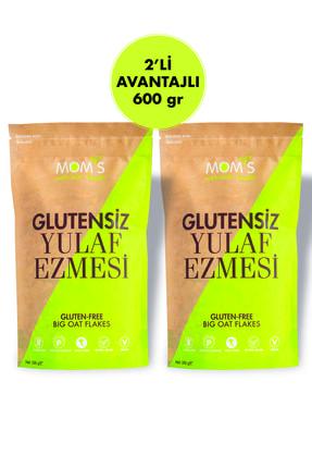 Mom's Natural Foods Glutensiz Yulaf Ezmesi 2'li