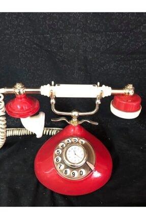 Keskin Hediyelik Vintage Çevirmeli Telefon