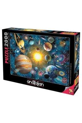 Anatolian Puzzle Güneş Sistemi Puzzle  2000 Parça