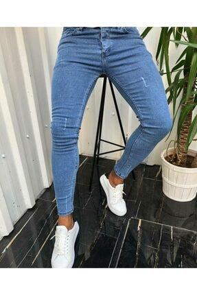 DENİM BLACKHAND Erkek Mavi Skinny Jean