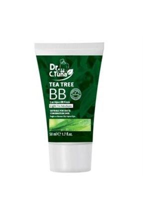 Farmasi Dr.c.tuna Çay Ağacı Yağı  Açıktan Ortaya Bb Krem 50 ml