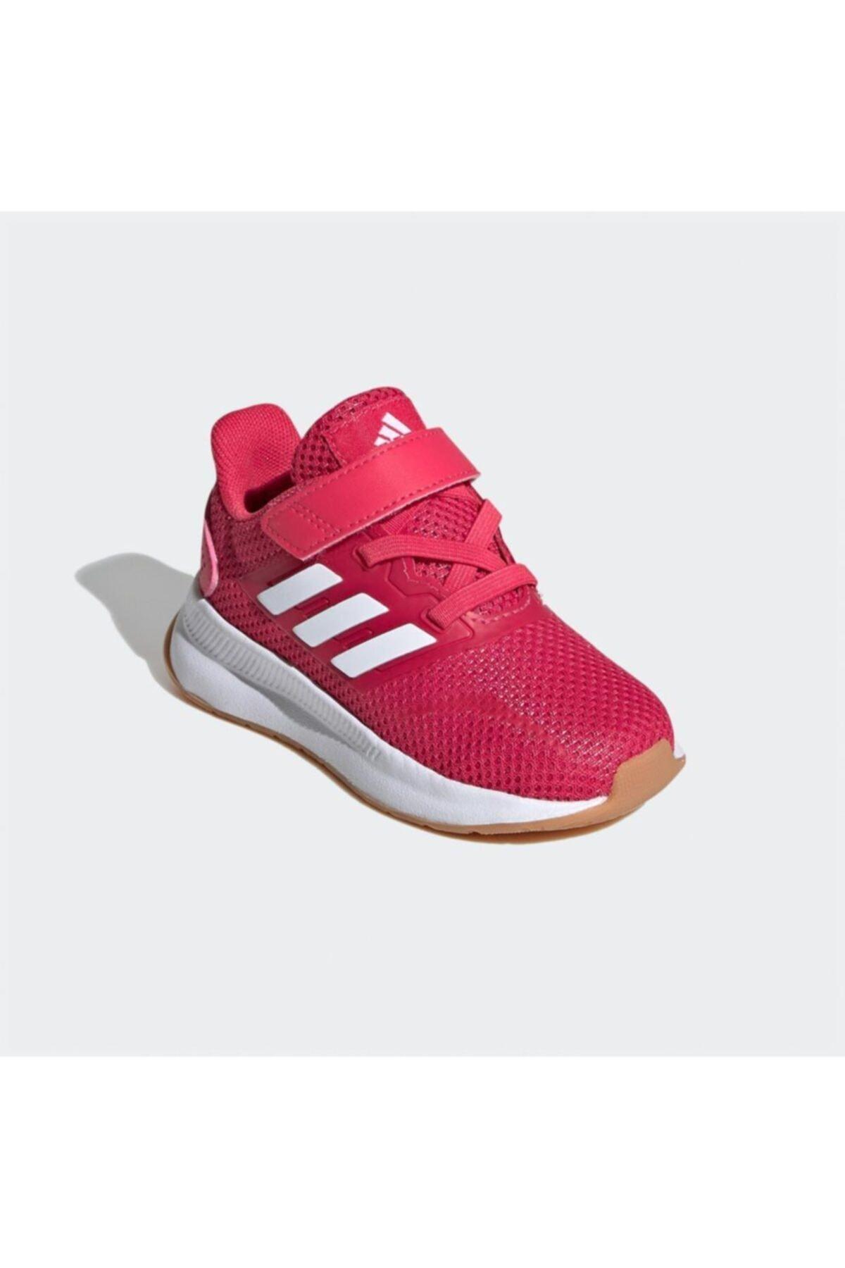 adidas Kız Çocuk Pembe Spor Ayakkabı Fw5156 2