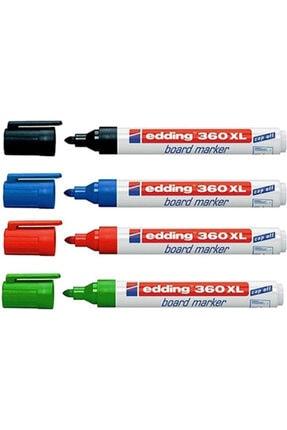 Edding Tahta Kalemi 360 Xl Doldurulabilir 10'lu Paket
