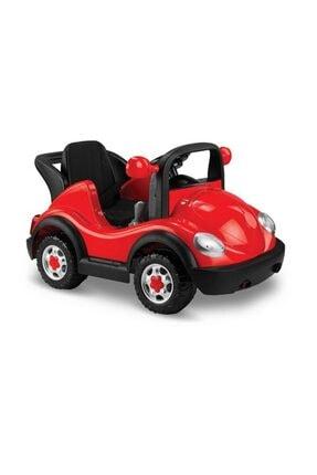 BabyHope Kumandalı Kırmızı Akülü Araba 12 V W431R