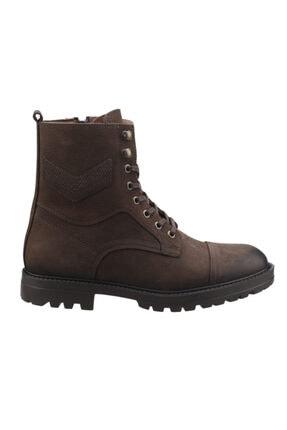 Hammer Jack 17640-m Nubuk Günlük %100 Deri Erkek Bot Ayakkabı