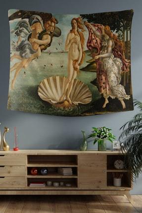 Hediyeler Kapında 75x75 Mitoloji Ve Rönesans Duvar Örtüsü
