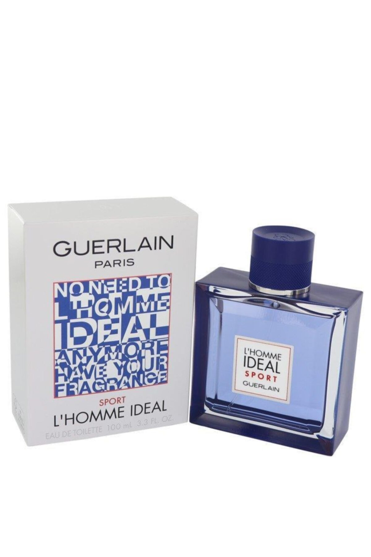 Guerlain L Homme Ideal Sport Edt 100 Ml Erkek Parfümü 1