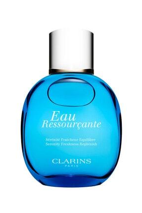 Clarins Tüm Ciltler Için Eau Ressourçante Edt 100 Ml Kadın Parfümü 3380812550106