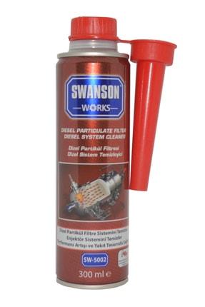 SWANSON Dpf Dizel Partikül Filtresi & Sistem Koruyucu Temizleyici 300 Ml