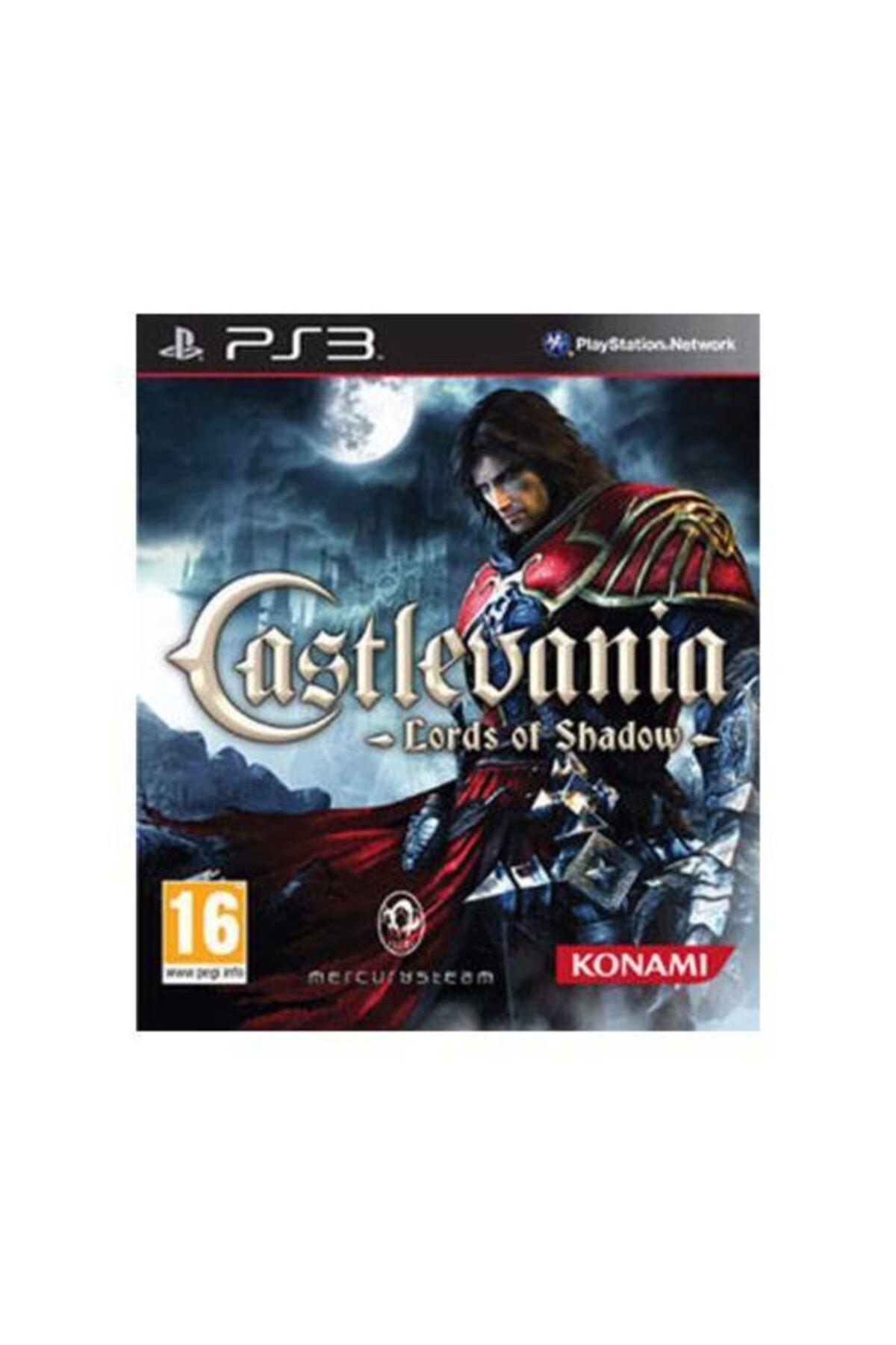 KONAMI Ps3 Oyun Castlevania Lords Of Shadow Playstation 3 1