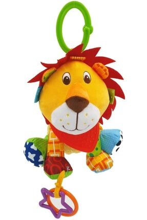 Sozzy Toys Sozzy Aslan Arkadaşım Aktivite Oyuncağı