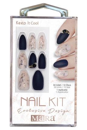 Mara Nail Kit / Keep It Cool Takma Tırnak