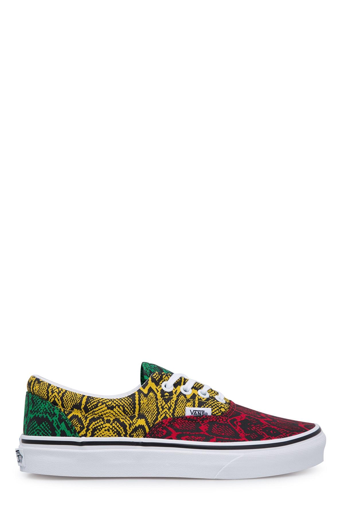 Vans UA ERA Çok Renkli Erkek Çocuk Sneaker Ayakkabı 100583598 1