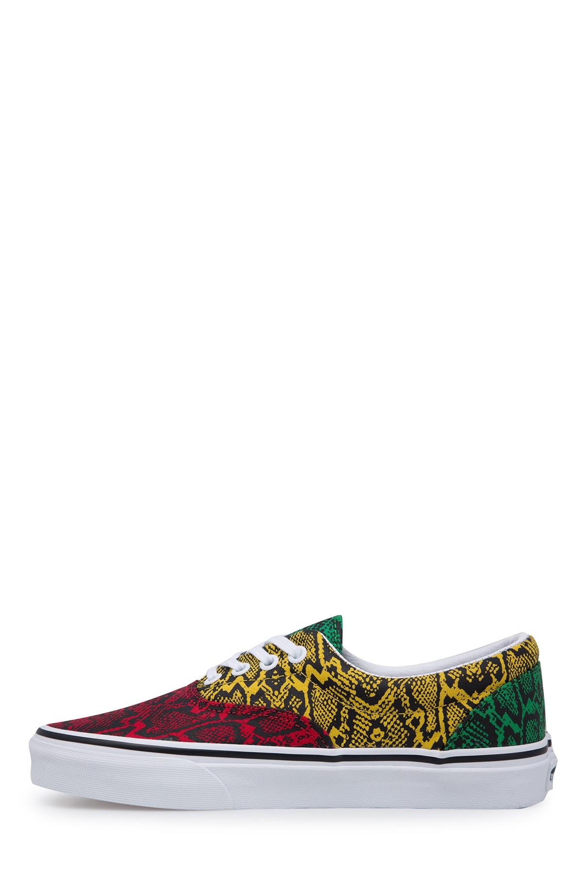 Vans UA ERA Çok Renkli Erkek Çocuk Sneaker Ayakkabı 100583598 2