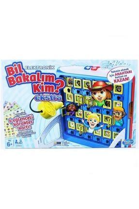 Hasbro Bil Bakalım Kim Ekstra