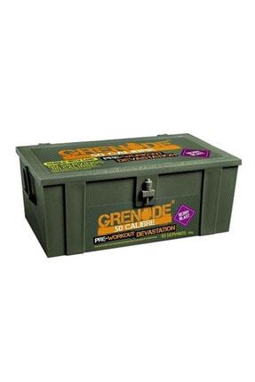 Grenade 50 Calibre Pre-workout 50 Servis - Limon