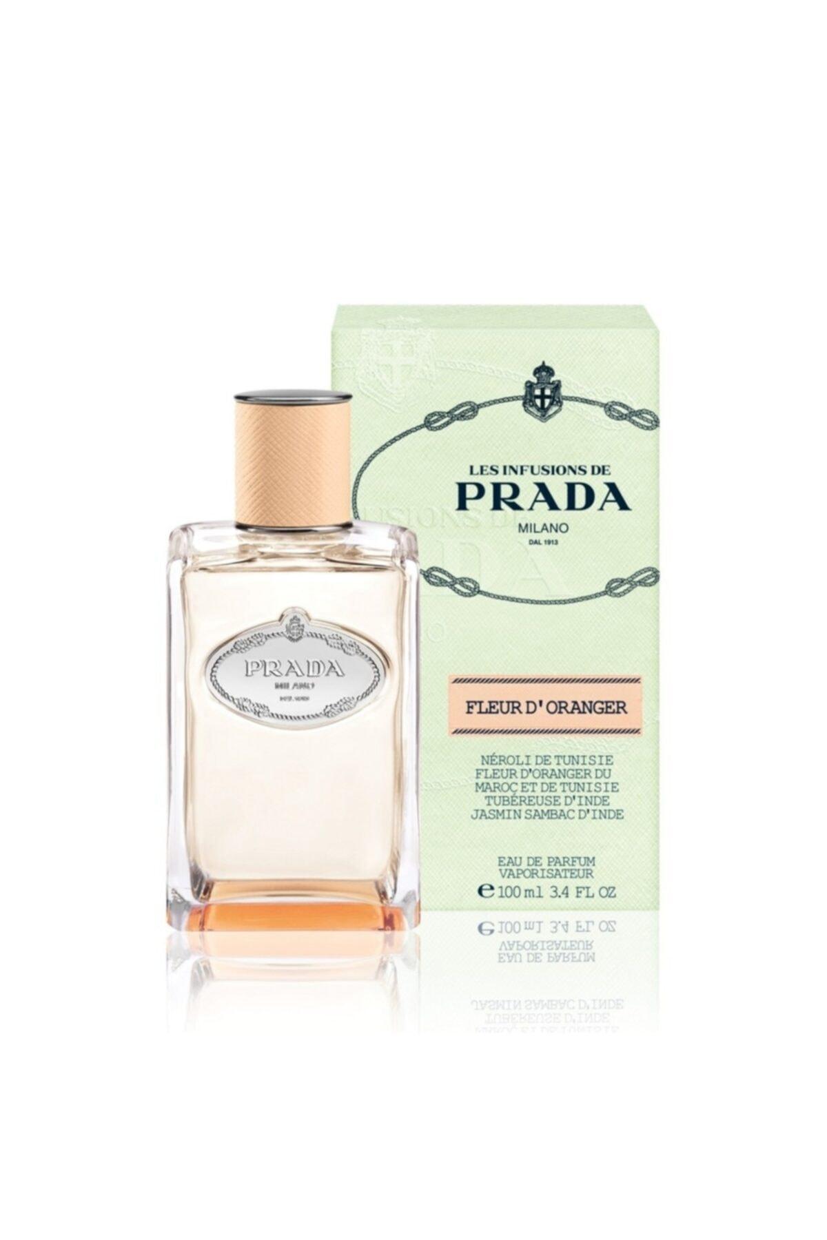 Prada Milano Fleur D'oranger Edp 100ml Kadın Parfüm 1