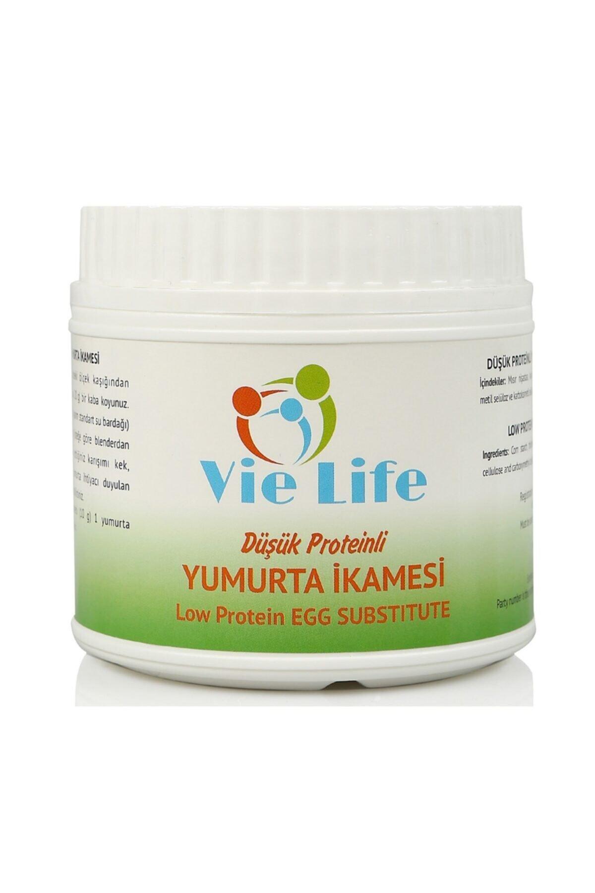 Vie Life Düşük Proteinli Yumurta Ikamesi 300gr 1