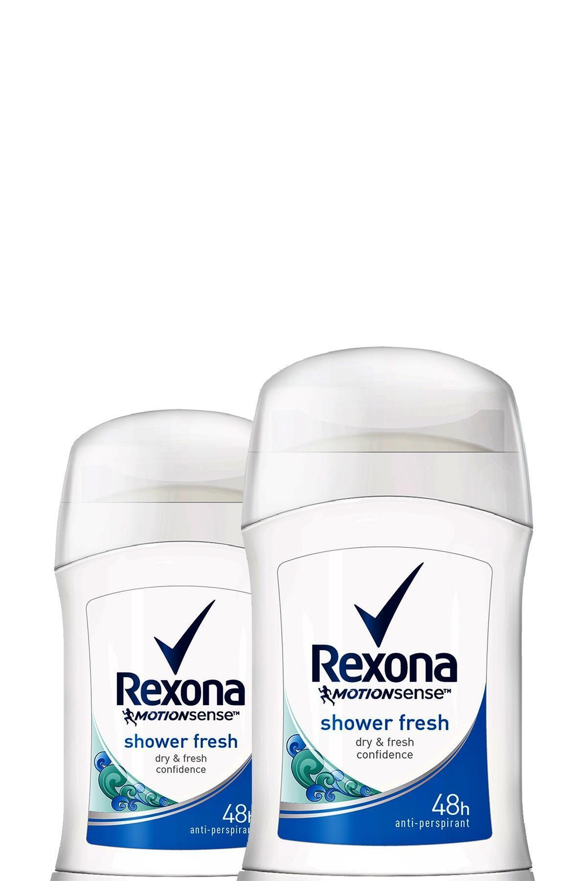 Rexona Kadın Deodorant Stick Shower Fresh 40 Ml X2 1