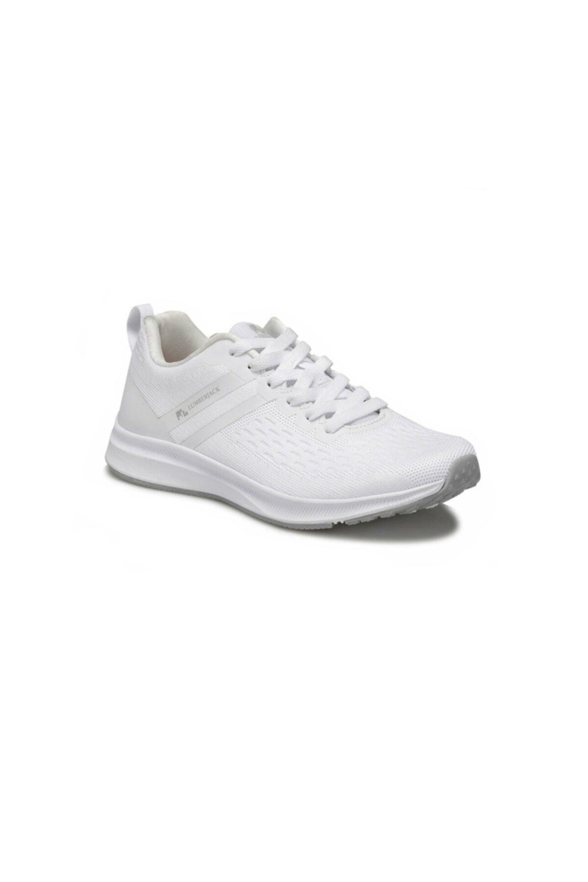 lumberjack STRONG WMN Beyaz Kadın Koşu Ayakkabısı 100510767 1