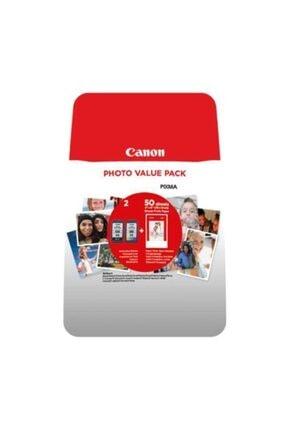 Canon Pg-46/cl-56 Pixma E404/e414/e464/e484 Siyah-renkli Kartuş