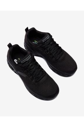 SKECHERS GLIDE-STEP SPORT-WAVE HEAT Erkek Siyah Spor Ayakkabı