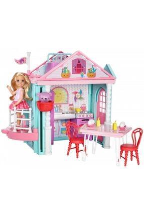 Barbie Chelsea'nin 2 İki Katlı Evi Dwj50