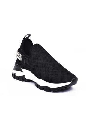 Markopark Kadın Siyah Günlük Ayakkabı 503 21y