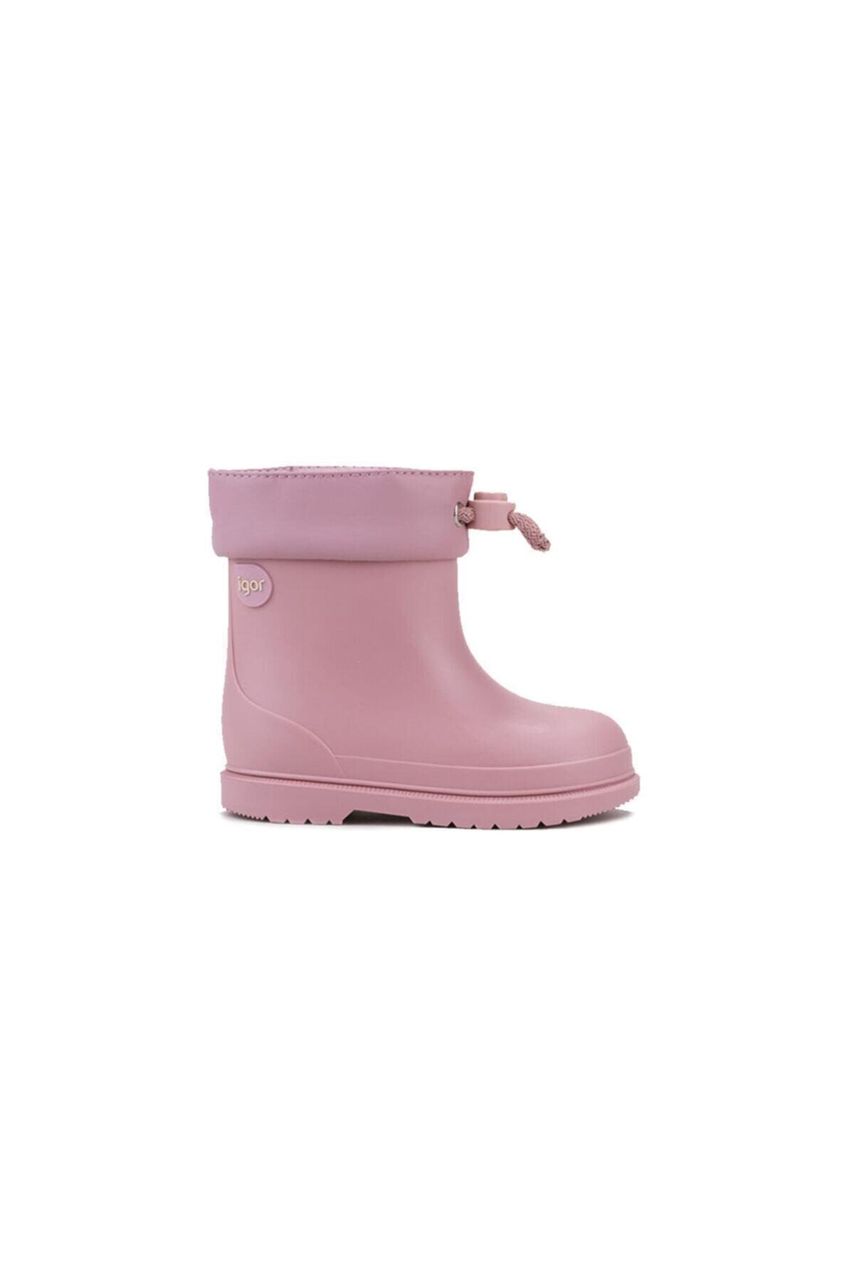 IGOR Kız Çocuk Pembe W10237-010 Bımbı Mc Rosa Pink Bot 1