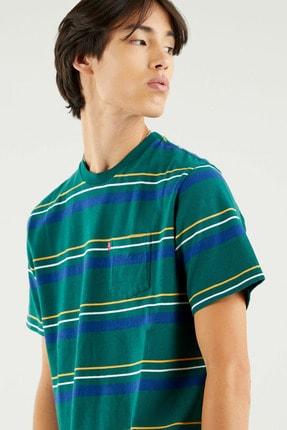 Levi's Relaxed Fit Pocket Tee Erkek Çok Renkli Tişört