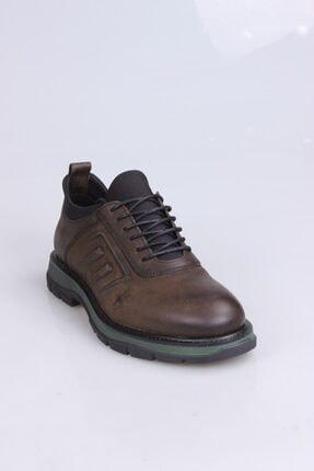Libero Erkek Termo Antik Günlük Hakiki Deri Ayakkabı