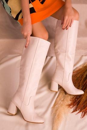 SOHO Kadın Bej Çizme 15481