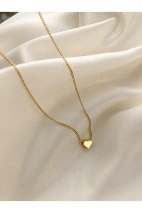 The Y Jewelry Mini Kalp Kolye