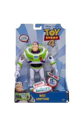 mattel Toy Story 4 Konuşan Figürler - Buzz Lightyear