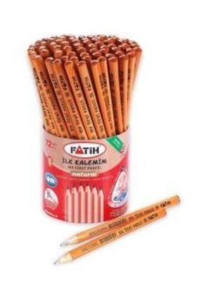 Fatih Ilk Kalemim Jumbo Üçgen Başlangıç Kalemi Natural