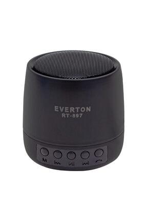 GÜVEN ELK. Everton Rt-897bt Usb-sd-aux-fm-bluetooth Mini Radyo Müzik Kutusu