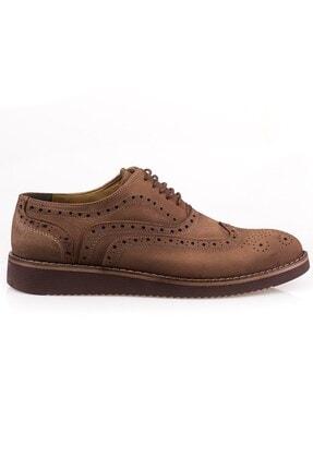 maximoda Hakiki Deri Çift Yüz Model 7 Renk Greyzi Nubuk Deri Erkek Ayakkabı