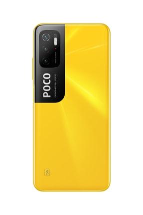 POCO M3 Pro 5G 4+64 Sarı Xiaomi Türkiye Garantili