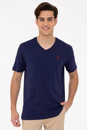 U.S. Polo Assn. Erkek Lacivert  T-Shirt