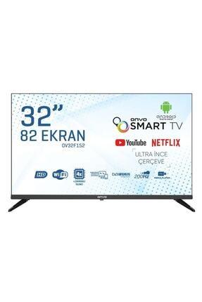 "ONVO OV32F152 32"" 81 Ekran Uydu Alıcılı HD Ready Smart LED TV"