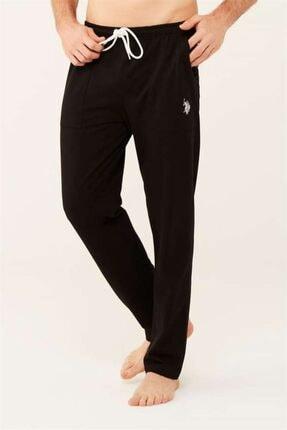 U.S. Polo Assn. Siyah Alt Pijama