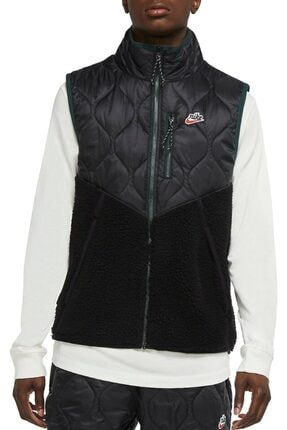 Nike Sportswear Heritage Insulated Erkek Yelek Cu4450-010
