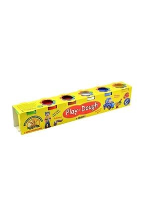 Play Dooh Eren Play Dough Oyun Hamuru 6 Renk 6x130=780 Gr