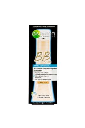 Garnier Face Bb Oil Free Medium