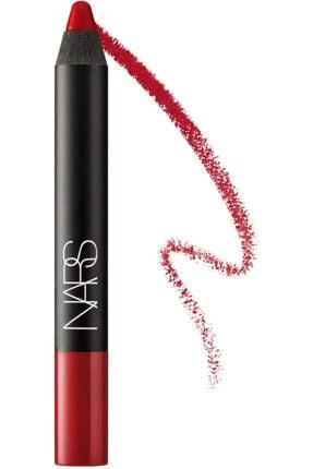 Nars Velvet Matte Lip Pencil Mysterious Red