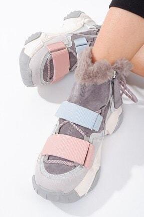 Tinka Bell Shoes 6540 Kadın Bot Buz Multi